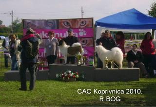 19.09.2010. CAC Koprivnica - RBOG
